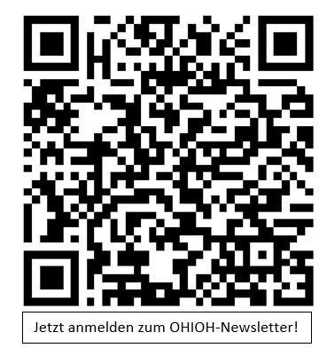 Newsletter-Anmeldung QR